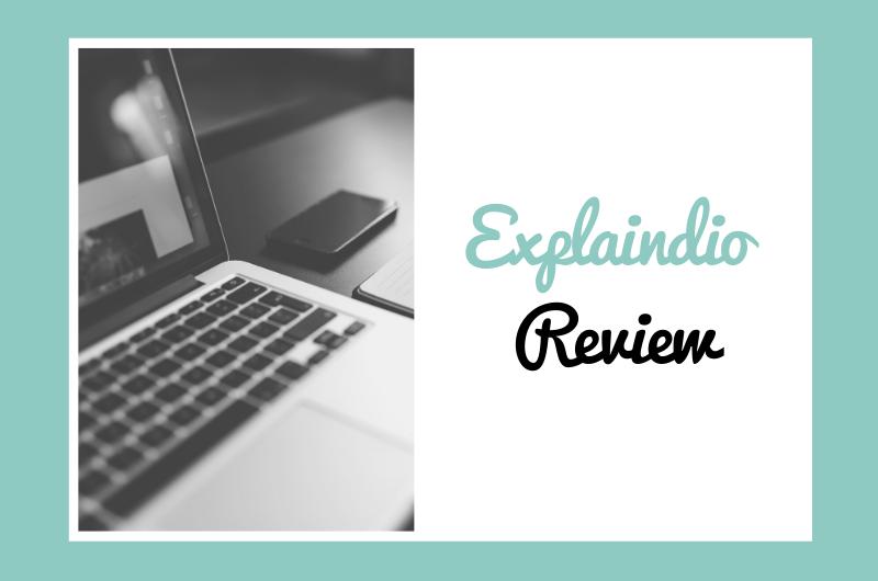 Explaindio-Review